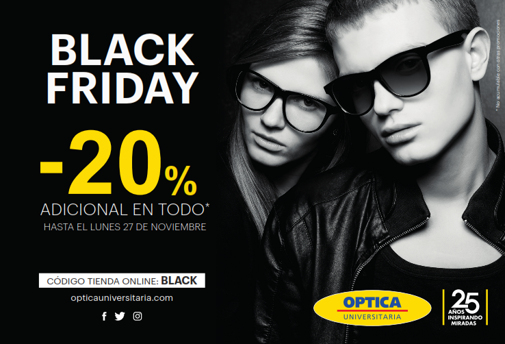 f8ae04c4a6ddf optica universitaria black friday · Nota de prensa en PDF · AAFF LaVANG 260