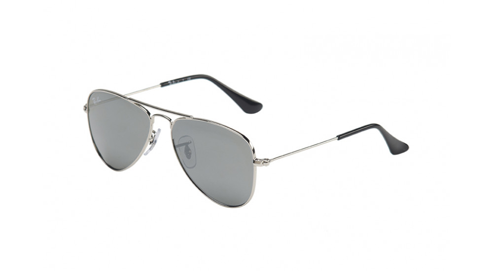 Ray-Ban Aviator RB9506 212 6G Junior 50 Plateadas Pantalla e62b985be87b