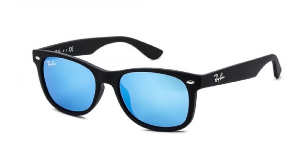 95b443426d6bd Ray-Ban Junior RJ9052s 100S55 47 Negras - Gafas Ray-Ban Junior