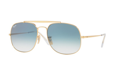 gafas de sol RAY-BAN THE GENERAL RB 3561 001/3F