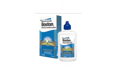 BOSTON SIMPLUS SOLUCION UNICA 120 ML de BAUSCH & LOMB