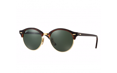 Gafas de sol Ray-Ban CLUBROUND RB4246 990 7b6376644dca