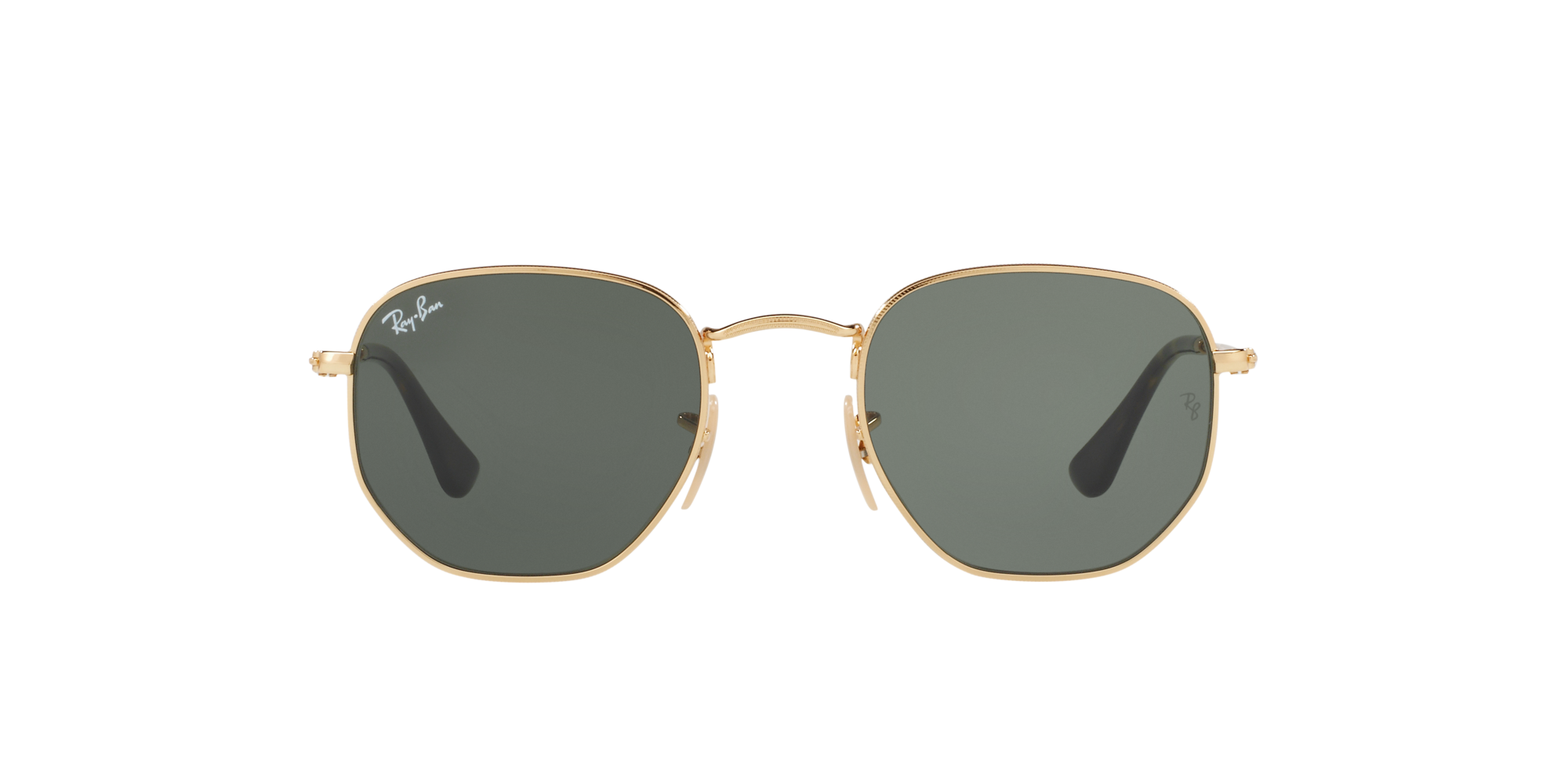 2e24310c00 Ray-Ban Hexagonal RB 3548N 001 51mm Doradas - Gafas Ray-Ban
